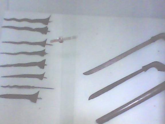 kris museum situs banten lama