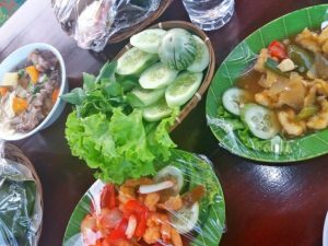 menu makanan alam sari deltamas