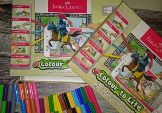 Bermain Seru dengan Faber Castell Colour to Life
