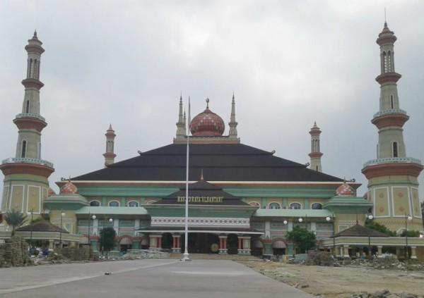 Masjid Albantani Banten