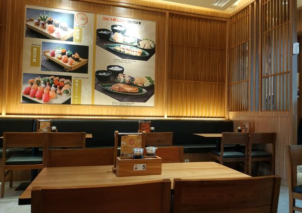 suasana ichiban sushi