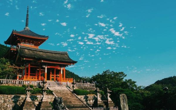 kuil kiyomizu kyoto
