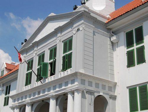 explore museum kota tua jakarta