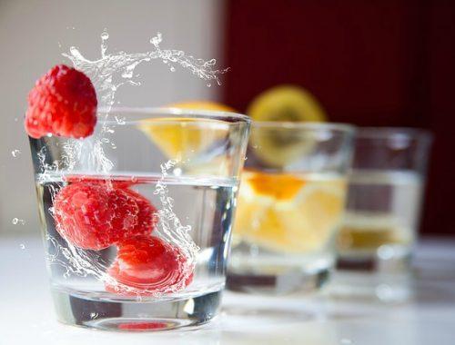 manfaat air putih dan rutin berolahraga