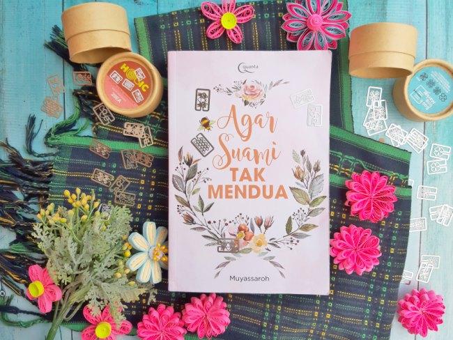 Review Buku Agar Suami Tak Mendua