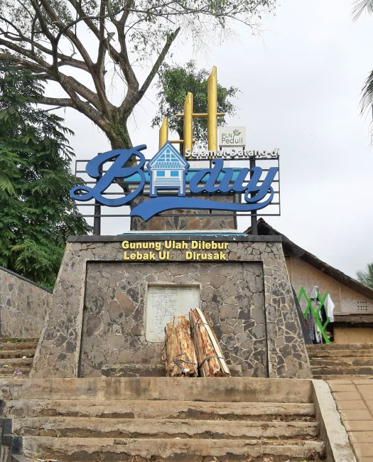 Wisata Kampung Adat Baduy Banten
