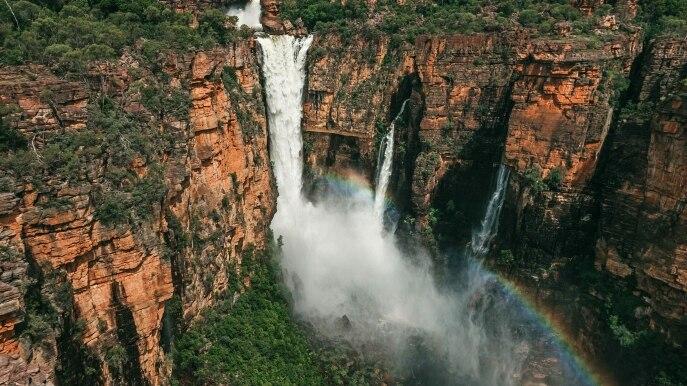 liburan ke australia mengunjungi kakadu national park