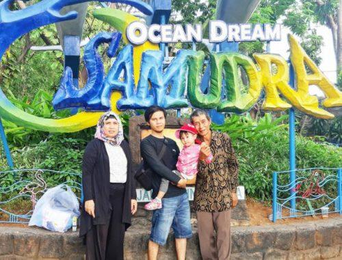 liburan akhir tahun di ocean dream ancol
