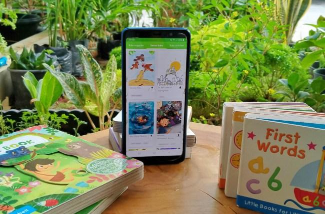 Mengajak Anak Gemar Membaca Sejak Kecil Bersama Let's Read