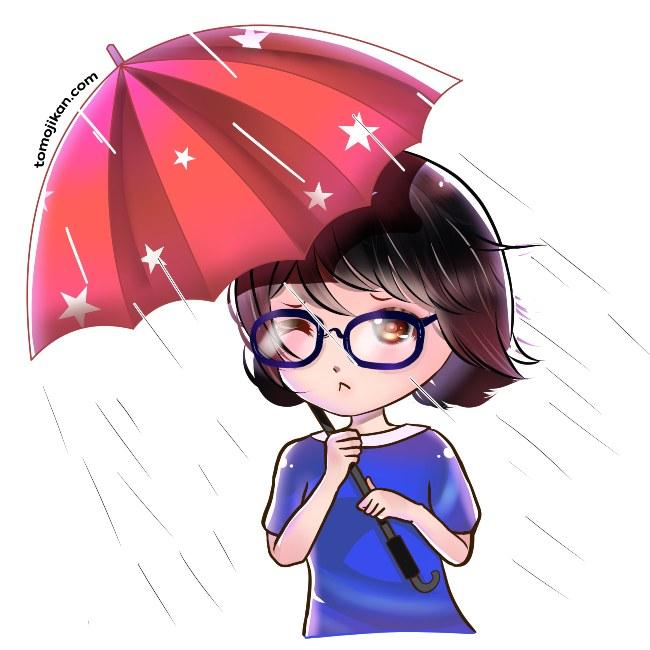 sedia payung sebelum hujan deras