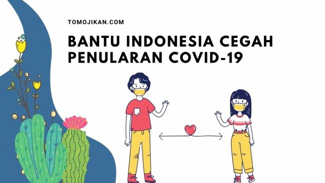 bantu indonesia mencegah penularan virus corona dengan 3 hal