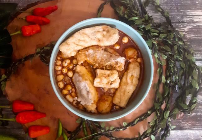 flatlay food foto