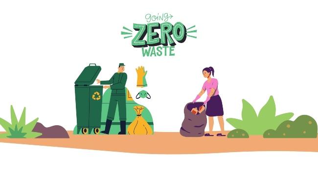 program zero waste cities