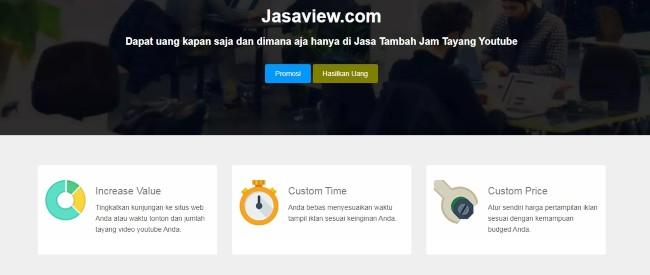 jasa meningkatkan view youtube