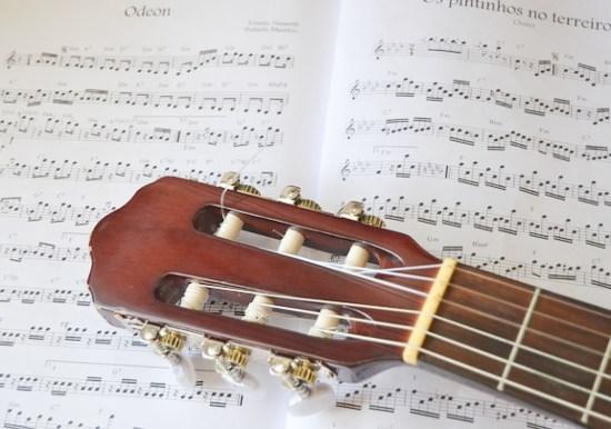 chord bermain gitar untuk pemula
