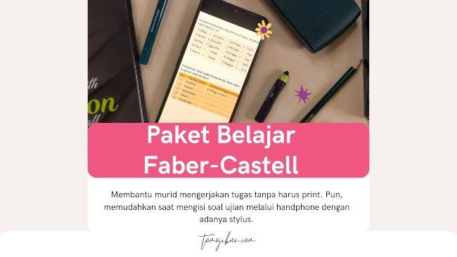 faber castell stylus pen
