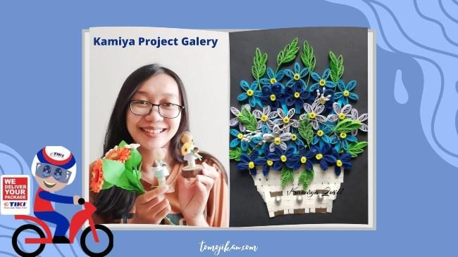 kamiya project produk galery