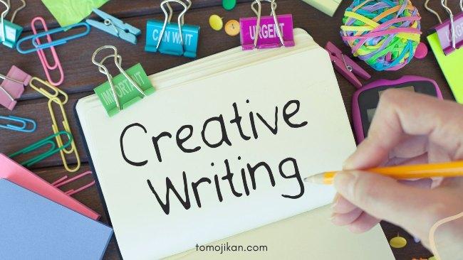 tips making cretive writing