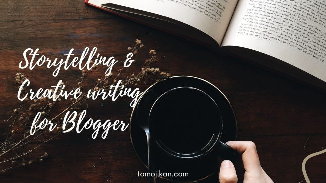 tips to write in storytelling