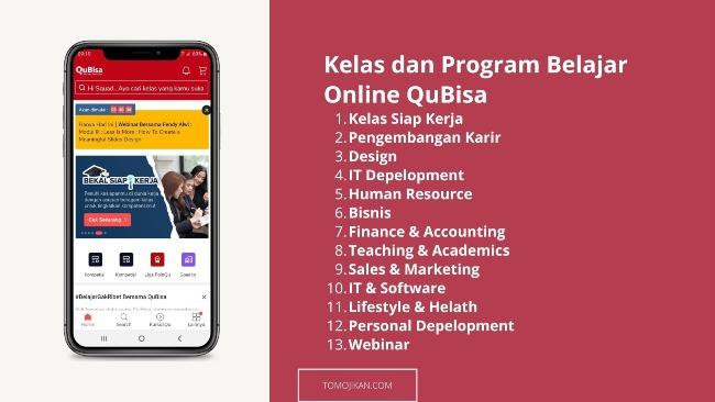 kursus online gratis qubisa